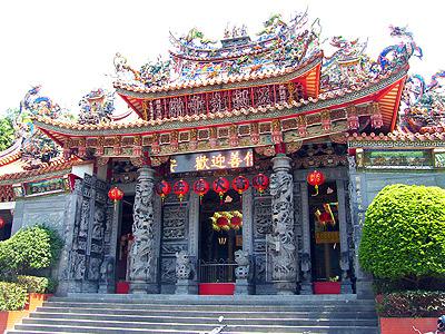 台湾人的寺庙情结 - 云中老歌 - 云中老歌的博客
